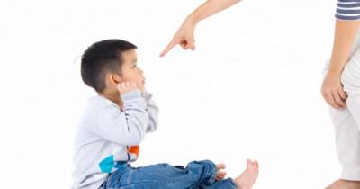 9 Cara Perlu Dihindari Ketika Mendisiplinkan Anak