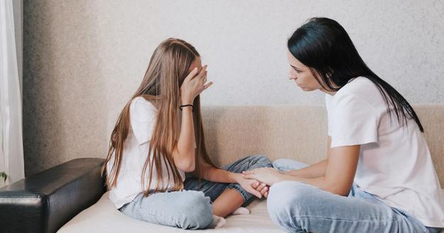 2. Penting selalu mendengarkan anak