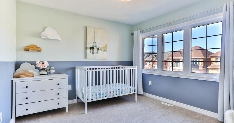 Membantu Bayi Terlelap, Terapkan 6 Tips Ini di Kamar Bayi