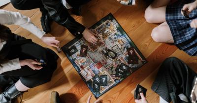 10 Rekomendasi Permainan Papan Klasik Anak