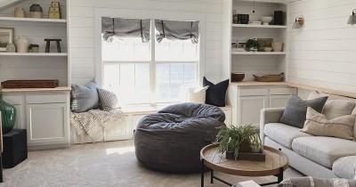 Banyak Kegunaan, Ini 5 Manfaat Bean Bag sebagai Dekorasi Rumah