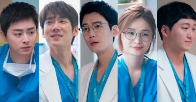 5 Karakter Perlu Diingat Kembali saat Menonton Hospital Playlist