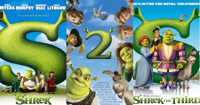 Bisa Jadi Referensi, Ini Sinopsis Film Animasi Shrek 1 hingga Shrek 5