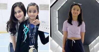 Jadi Atlet Usia Muda, 7 Potret Sydney Azkassyah Yusuf Anak Cut Tari