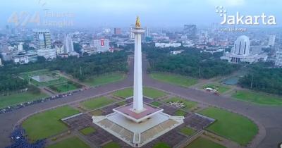 Secara Virtual, Ini Dia Perayaan HUT DKI Jakarta ke-494