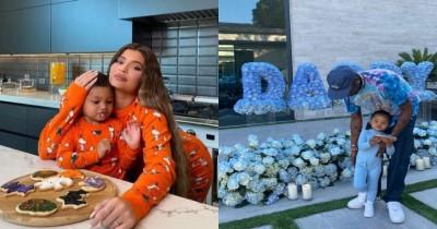 Rayakan Hari Ayah, 7 Potret Taman Bunga Raksasa Rumah Kylie Jenner