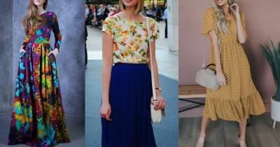 Bosan Dengan Motif Floral, Coba Kenakan Outfit Dengan 5 Motif ini