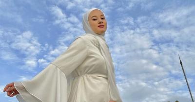 Transformasi Dinda Hauw dari Remaja hingga Menjadi Ibu Menyusui