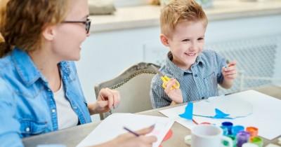 Isi Waktu Luang, 7 Kegiatan Seru untuk Anak saat di Rumah Saja