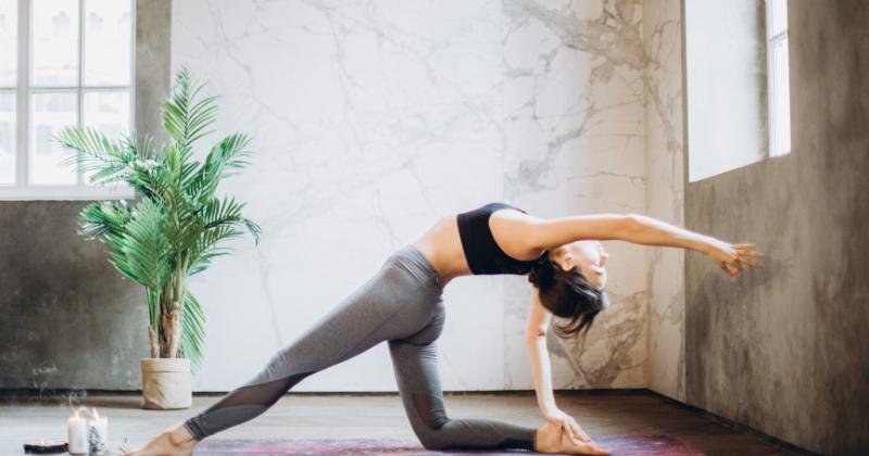 4. Yoga