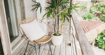 12 Manfaat Membuat Balkon Rumah, Bisa Jadi Tempat Santai