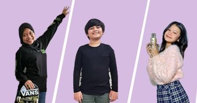 Eksklusif: Muzakki, Nyimas Bunga dan Lifia Berbagi Cerita Dekat dengan Orangtua Jadi Motivasi untuk Sukses