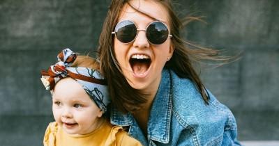 7 Potret Bayi Artis saat Memakai Bandana, Menggemaskan Banget