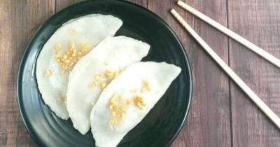Resep Cara Membuat Choi Pan, Dijamin Ketagihan