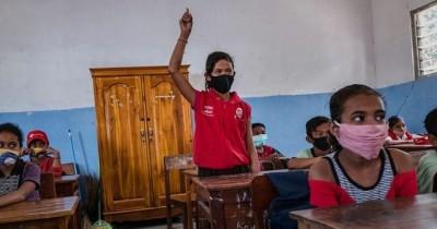 Hari Anak Nasional 2021 Lebih Dari 350 Anak Indonesia Terpapar Covid