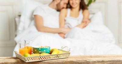 5 Menu Sarapan Tempat Tidur Ini Menambah Mood Bercinta