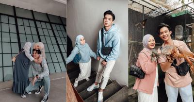 Inilah Inspirasi Baju Hamil a la Dinda Hauw, Simple Modis