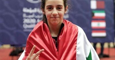 Berprestasi, Inilah Profil Hend Zaza, Peserta Termuda Olimpiade 2020