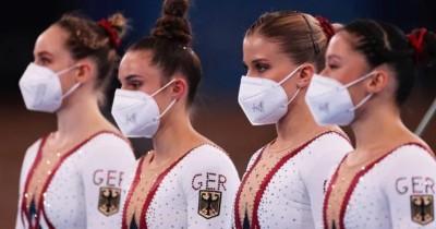 Makna Menarik Dibalik Seragam Atlet Senam Negara Jerman
