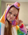 11. Selfie kostum unicorn