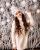 14. Knyazeva saat merayakan natal