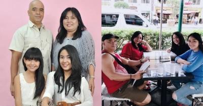 11 Foto Jadul Amanda Manopo dan Keluarga yang Hangat, Jarang Tereskpos