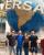 5. Kevin keluarga menunjungi Universal Studios