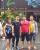 4. Kevin Sanjaya berlibur ke Singapura bersama keluarga