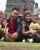 2. Momen liburan keluarga Eko Yuli Irawan Yogyakarta