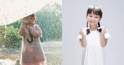 Super Imut, 13 Foto Masa Kecil Gempi Anak Papa Gading Mama Gisel