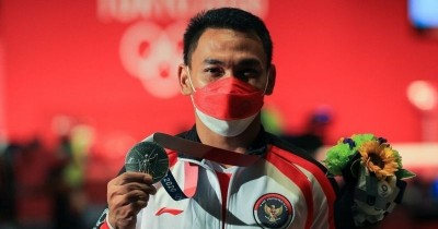 Fakta Eko Yuli Irawan Sumbang Medali dari Olimpiade Tokyo 2020