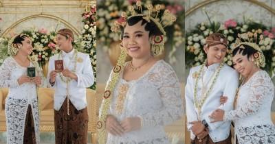 Potret Makeup Kebaya Pernikahan Adat Jawa dari Mumuk Gomez