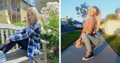 11 Potret OOTD Aesthetic a la Coco Quinn untuk Inspirasi Remaja