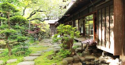 5 Inspirasi Desain Rumah Bergaya Jepang yang Lekat dengan Unsur Alam