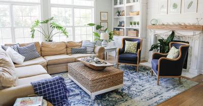 5 Cara Menghadirkan Nuansa Pantai ke dalam Desain Interior Rumah