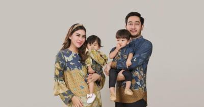Momen Haru Deretan Selebriti Indonesia saat Melahirkan Anak Kembar