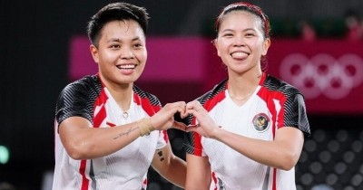 Bangga Greysia Apriyani Raih Medali Emas Olimpiade Tokyo 2020