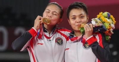 7 Hadiah Menang Emas Olimpiade Greysia/Apriyani, Ada Uang Rp 5 Miliar!