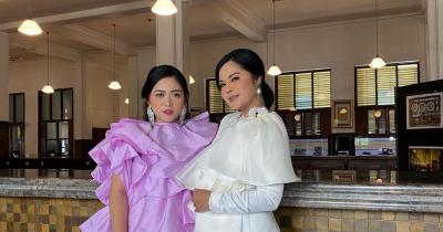 Ada Kue Raksasa, 5 Potret Rachel Ven Momen Ulang Tahun Sang Mama