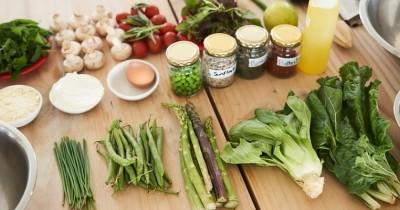 5 Sayuran Sumber Protein Tinggi Program Kehamilan Sehat