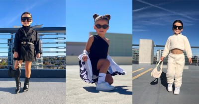 15 Ide Pose Foto Anak a la Curly Ollie, Model Cilik Kece Abis