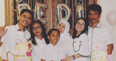 10 Foto Jadul Lesti Kejora Bersama Keluarga, Hangat dan Harmonis