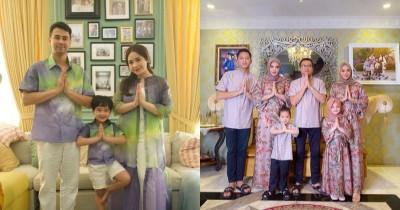 12 Dekorasi Foto Keluarga Rumah Mewah Para Artis