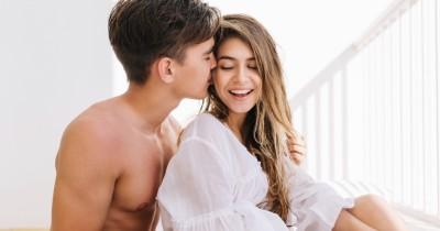 5 Tips Hubungan Seks Panas Kesempatan Hamil Lebih Besar
