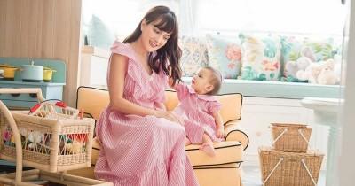 7 Penampilan Kompak Shandy Aulia Bersama Baby Claire, Lucu Banget