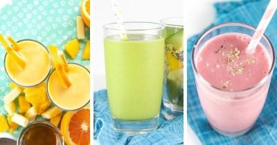 5 Resep Smoothie Buah Sayur Mudah Disukai Balita