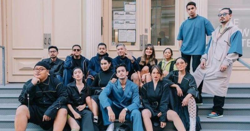 Luna Maya hingga Rachel Vennya Tampil di New York Fashion
