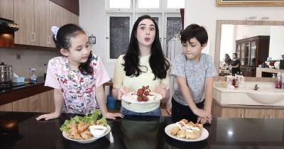 3 Resep Camilan Anak A la Arumi Bachsin Anak-Anak