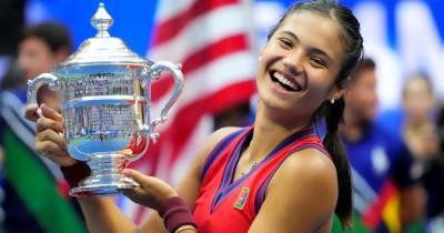 Menginspirasi! Kemenangan Emma Raducanu di US Open Jadi Sejarah Tenis