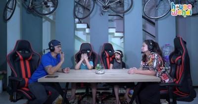 Lika-Liku Wendy Cagur Podcast dengan Anak-Anak, Kauki sampai Nangis